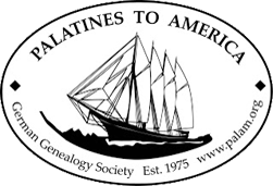 Palantines to America German Genealogy Society